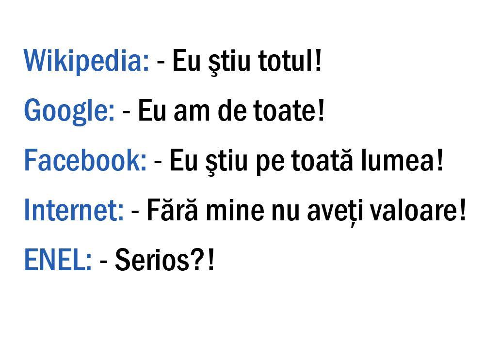 bancuri facebook enel