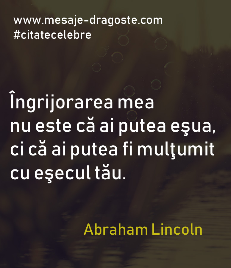 citate de incurajare motivationale