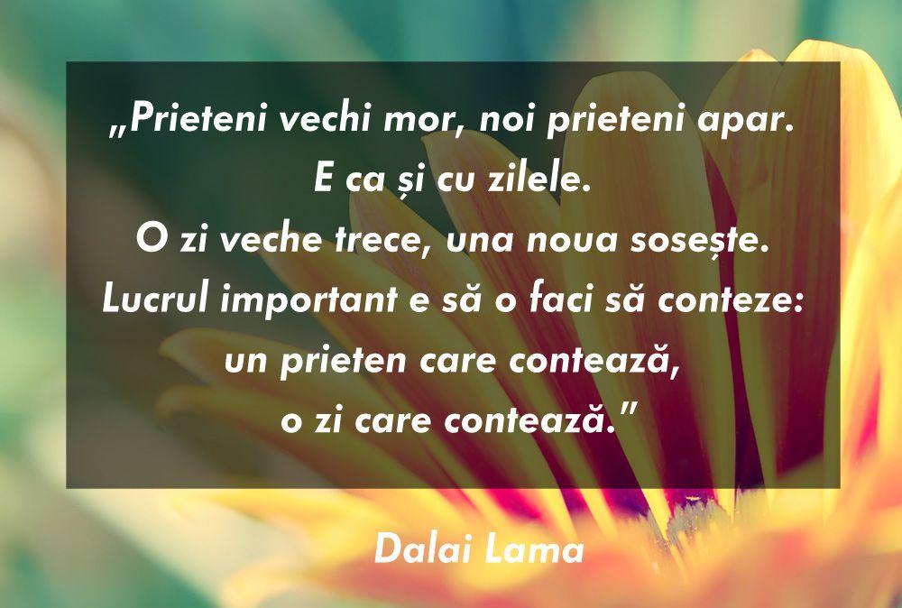 citat despre prietenie dalai lama