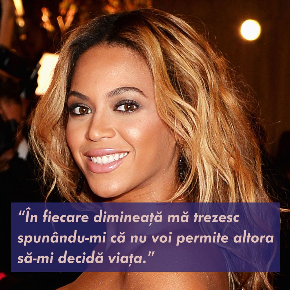 Beyonce Knowles citate