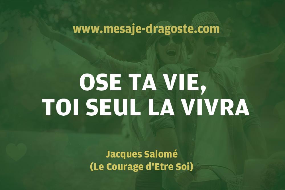citate despre viata in franceza