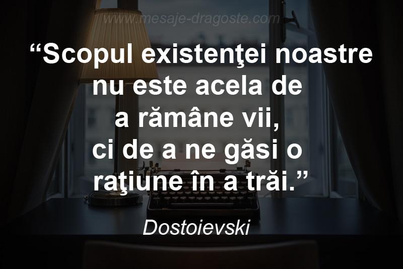 dostoievski citate
