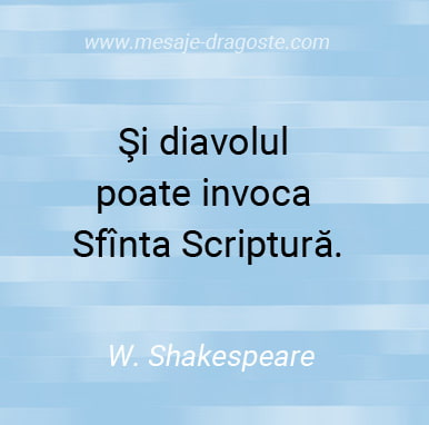 citate Shakespeare